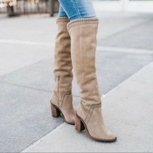 Madolee knee high boots